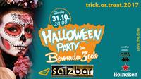 Halloween @Salzbar/DJ Mike Molino