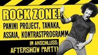 Rock Zone: Panini Project, Tanaka, Assaia, Kontrastprogramm@Viper Room
