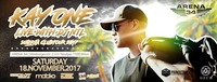 KAY ONE Senorita Clubtour 2017 - Sa 18 Nov - Arena 34@Club 34