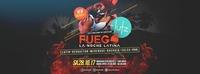 FUEGO - La Noche Latina - 28.10.2017@lutz - der club