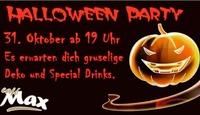 Halloween@Café Max