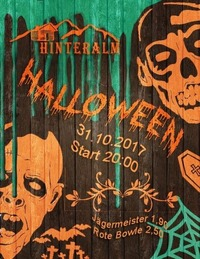 Halloween@Hinteralm@Hinteralm