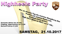 Highheels Party@Manglburg Alm
