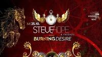 Steve Hope & Friends - Burning Desire@Club Schwarzenberg