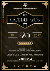 The Golden 20s - Gatsby feiert@All In Club