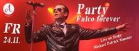 Falco forever@A-Danceclub