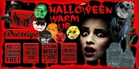 Halloween Warm Up@Discoteca N1