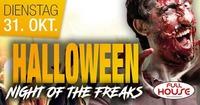 Halloween- the Night of Freaks@Fullhouse