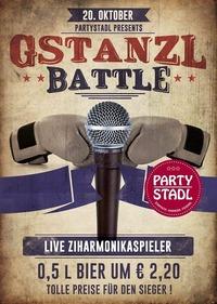 Gstanzl Battle@Partystadl