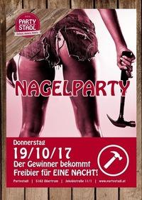 Nagelparty im Partystadl@Partystadl