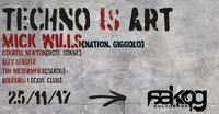 Techno is Art@Kulturwerk Sakog