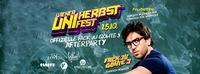 Wiener Uni Herbstfest - Offizielle Fack Ju Göhte 3 Afterparty@Volksgarten Wien