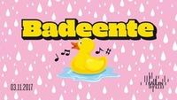 Badeente - Das November Special@Säulenhalle