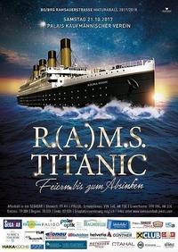 R.(A.)M.S. Titanic - Maturaball des Ramsauergymnasiums