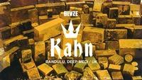 BLVZE X KAHN (Bandulu, Deep Medi / UK)@Fluc / Fluc Wanne