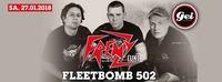Frenzy /w Fleetbomb 502 im GEI Musikclub, Timelkam@GEI Musikclub