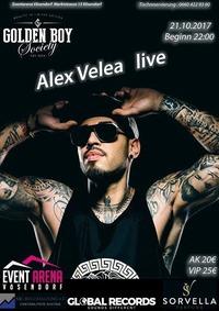 Alex Velea & Band live at Arena Vosendorf@Event Arena