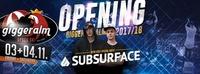 Giggeralm Opening 2017/18@Giggeralm