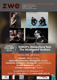 RONJA*s Wonderland feat. The Wladigeroff Brothers@ZWE