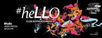 Club Schwarzenberg - der neue Freitag #heLLo@Club Schwarzenberg