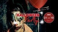 Halloween Party@GEO