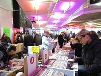 Schallplatten, CD und DVD-Börse + Metalbörse@Gasometer - planet.tt