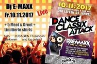 DJ EMAXX Live - Dance Classix Attack@Cestlavie