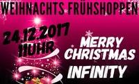 Weihnachts Frühshoppen @ Infinity@Infinity Club Bar