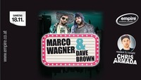 Marco Wagner & Dave Brown live@Empire St. Martin