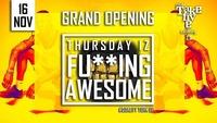 Thursday iz Fu**ing Awesome@Take Five