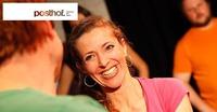 Improtheater-Workshop mit Andrea Schnitt für Einsteiger@Posthof