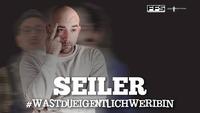 Christopher Seiler - #wastdueigentlichweribin@Gasometer - planet.tt