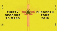 Thirty Seconds To Mars - European Tour 2018 | Wiener Stadthalle@Wiener Stadthalle