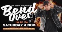 BendOver # T-Ser live on Stage@Warehouse