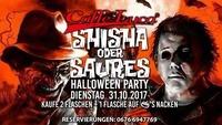 Shisha oder Saures - Halloween - Caffe Luca@Caffé Luca