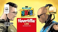 We Love the 90's - Floorfilla live@Evers