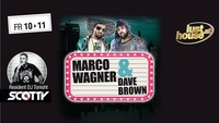 Marco Wagner & Dave Brown live!@Lusthouse