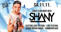 Crazy Club Night with Shany@Kino-Stadl