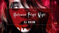 Halloween Fright Night@Merano Bar Lounge