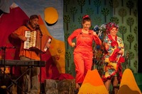 Schmetterlinge Kindertheater - Die Geggis@Stadtsaal Wien