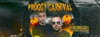 Proggy Carnival w/BUBBLE & Djane Naima uvm.@Asiahouse