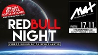 Themenfreitag ▲▼ Red Bull PARTY Night ▲▼@MAX Disco