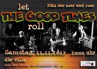 The Good Times@Die Villa - musicclub