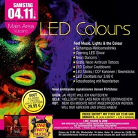 LED Colours@Vulcano
