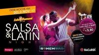 Latin Flavoured - Salsa & Latin Night mit DJ Geraldo am Do 2.11.@REMEMBAR