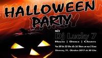 Halloween Party im Strass Gruselkeller@Strass Lounge Bar