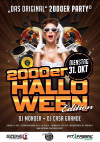 2000er Halloween Edition@Fifty Fifty