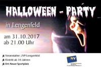 Halloweenparty Lengenfeld 2017@Neuer Sportplatz
