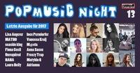 PopMusic Night 13, Do 30.11. Cafe Carina@Café Carina