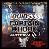 Halloween Electronic Carnival | Liquid SOUL & Captain HOOK